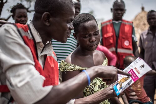 IFRC and the universal health coverage agenda