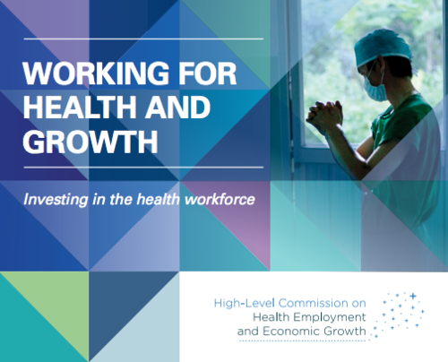High-Level Commission on Health Employment and Economic Growth