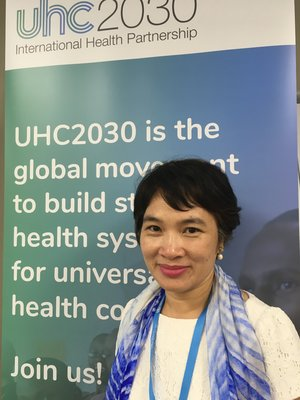 SCDI and UHC2030: working together, finding inspiration and being practical