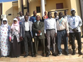 Sudan's Joint Annual Review of the Health Sector