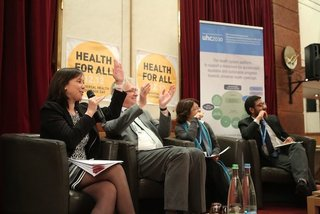 UHC2030 meeting: working together to strengthen health systems