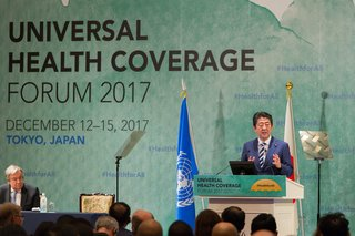 UHC Forum 2017: all together to accelerate progress towards UHC