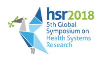 UHC2030 at the Fifth Global Symposium on Health Systems Research, Liverpool, UK