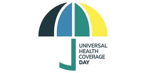 universal health coverage day logo