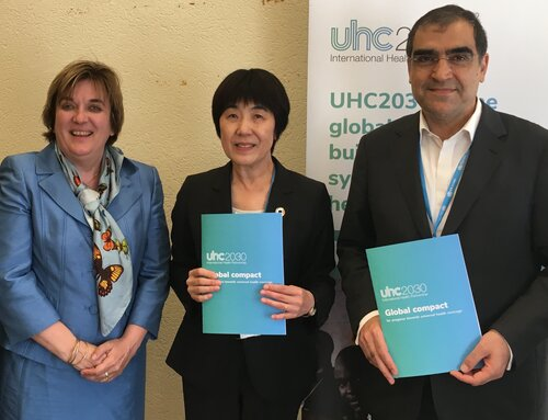 Iran joins UHC2030